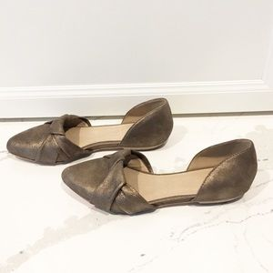 Eileen Fisher Shoes - Eileen Fisher Full d'Orsay Flat
